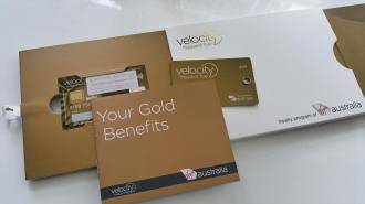 Virgin Velocity GOLD membership