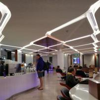 Virgin Australia Sydney Domestic Lounge