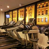 DoubleTree by Hilton Melbourne Gym