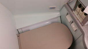 Cathay Pacific A340-300 Business Class