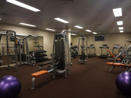 Crowne Plaza_Hunter Valley_Gym