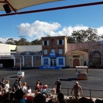 Hollywood Stunt Driver Show at Movie World