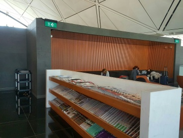 The Wing Business Class Lounge